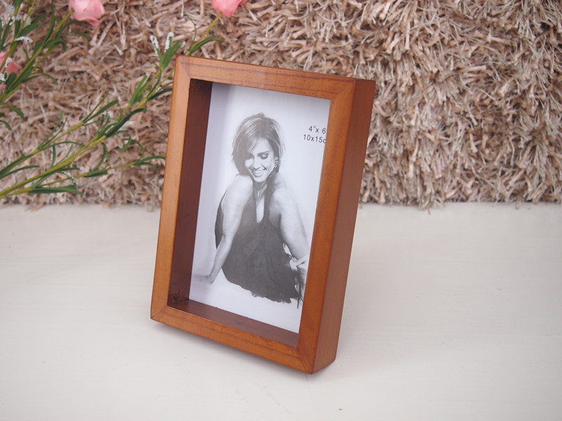 Solid Wood Photo Frame Wooden Picture Frame Home Decoration 5x7 Inch