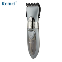 Kemei605 New Electric Man Baby Hair Clipper Trimmer Rechargeable Shaver Razor Cordless Adjustable Clipper Free Shipping