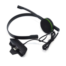 10 set a lot Gaming Headset Headphones for Xbox one Chat Chatting earphones microsoft xbox one chat headset