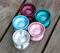 New Arrive MACCHIATO yoyobarista yoyo for Professional 6061 metal YOYO Competition yoyo 1A yo yo