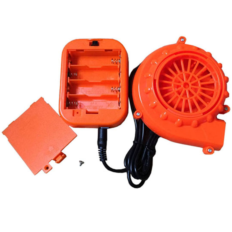 inflatable costumes Accessories Air Pump and battery box common for inflatable costumes need 4pcs No.#5 battery