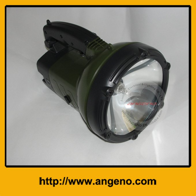 ФОТО The strong light flashlight  35W hid work lighting