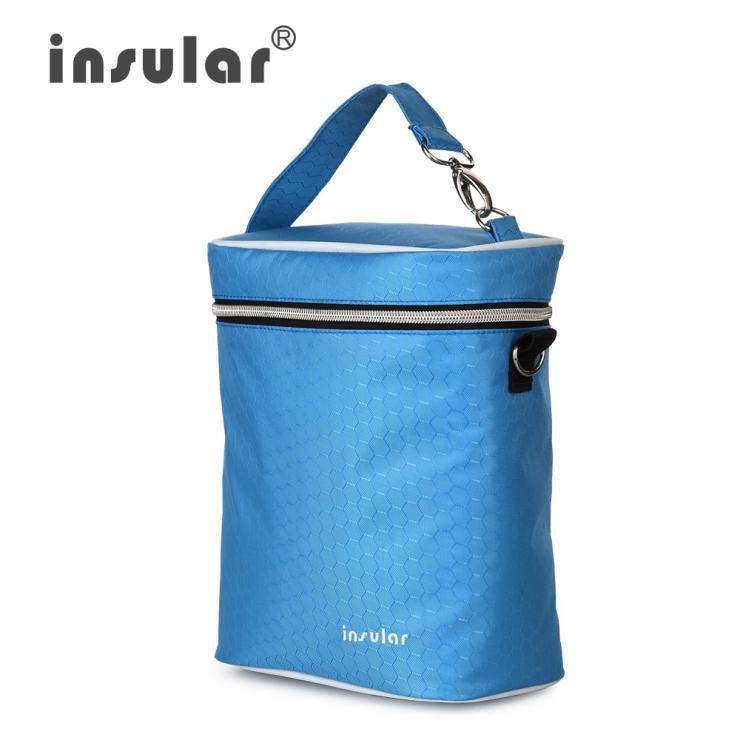 Brand Insular 420D Nylon Baby Foderflaska Isoleringsväskor Termiska - Äta och dricka - Foto 5