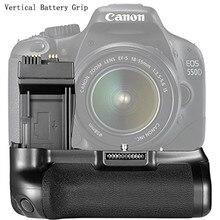Bestonly Vertical Battery Grip Helpful Pack for  Canon 550D 600D 650D 700D T5i T4i T3i T2i As MK-550D Digital SLR Digital camera Eachshot