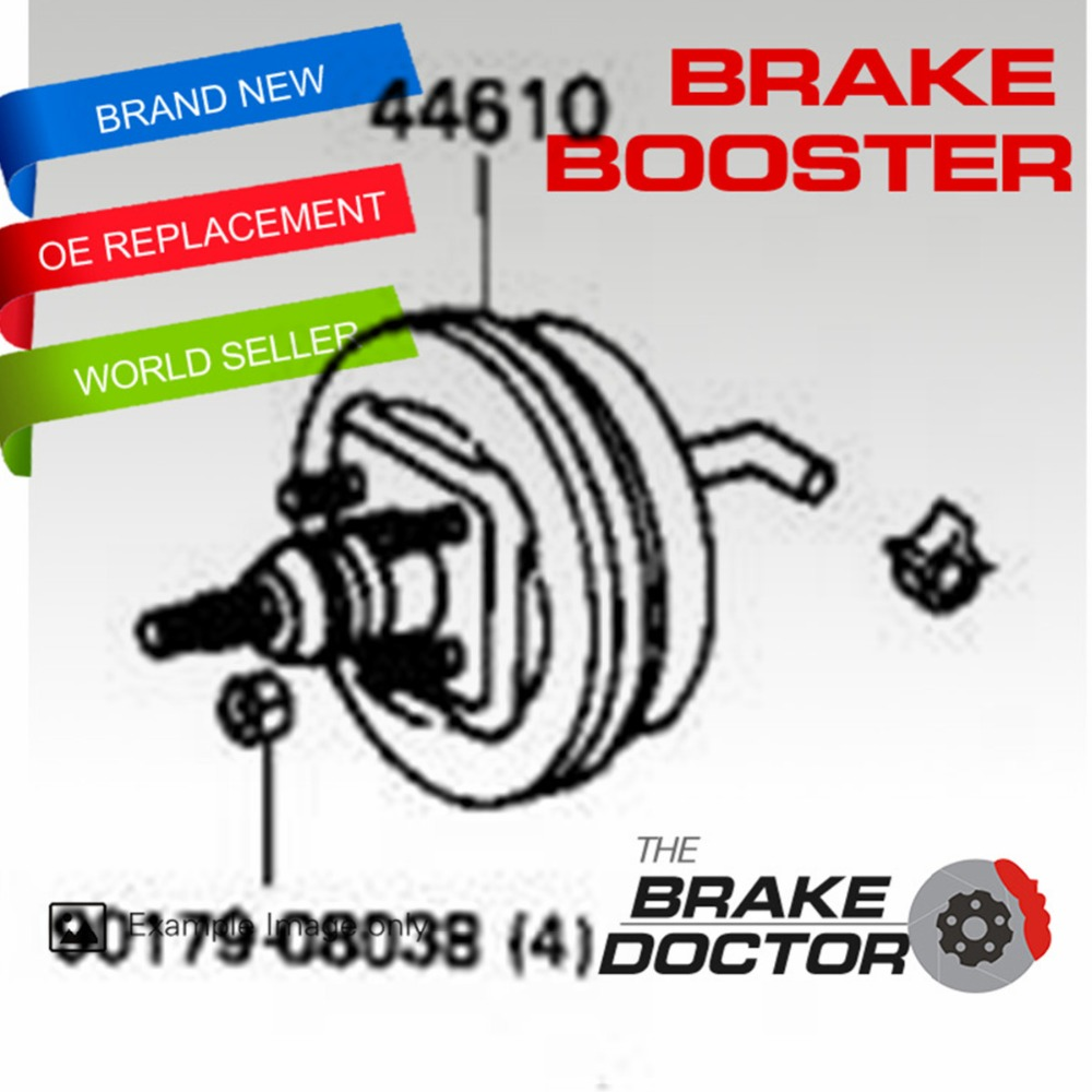 Master Cylinders & Parts Back To Search Resultsautomobiles & Motorcycles Brake Booster For Toyota Corona Carina 2 198310-198908 Bd-500