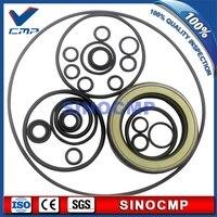 SK200-6 hydraulische hoofdpomp service seal kit  reparatie seals voor Kobelco graafmachine rubber keerring  3 maand garantie
