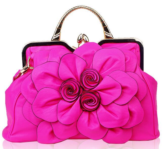 Летающие птицы, модные женские сумки, известные бренды, роскошные женские сумки через плечо, дамская сумка-тоут, Новое поступление, сумка LS4996fb - Цвет: rose women tote