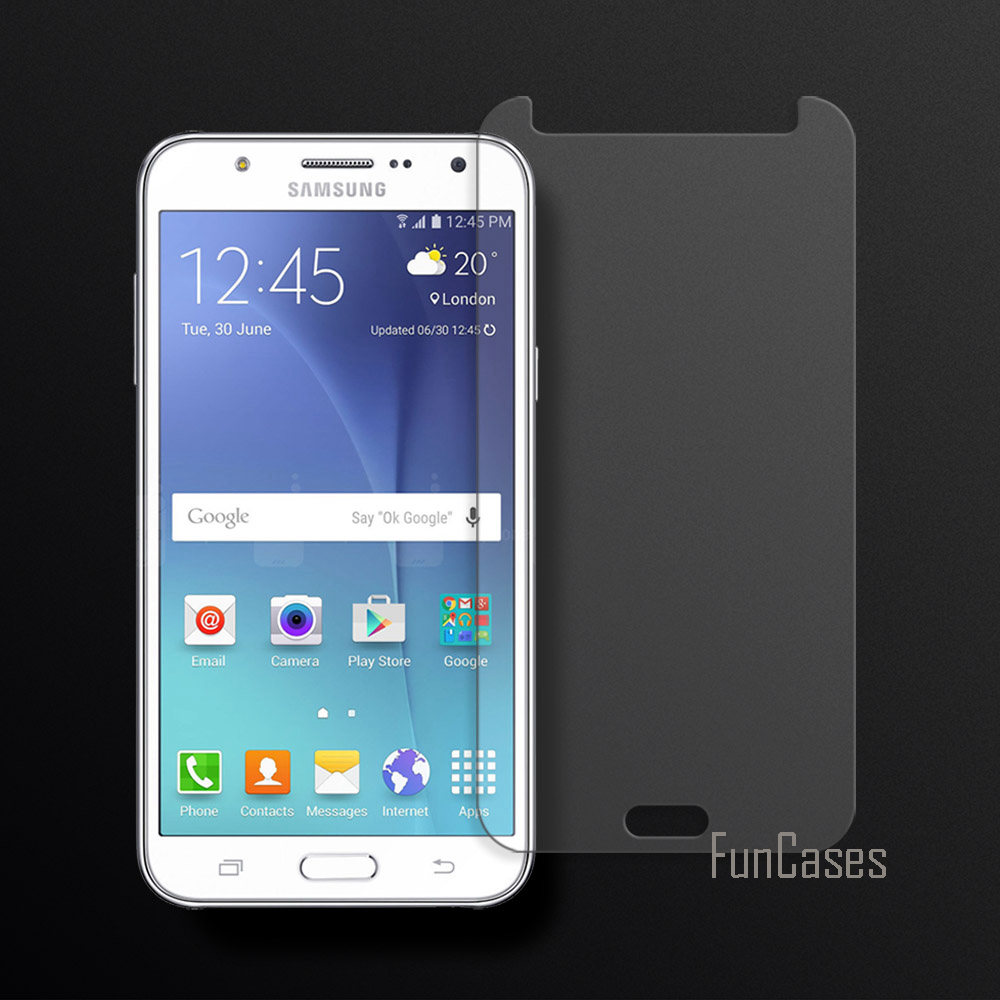 0.26mm Tempered Glass For Samsung Galaxy J7 Max G615F Screen Protector Film For Samsung  ...