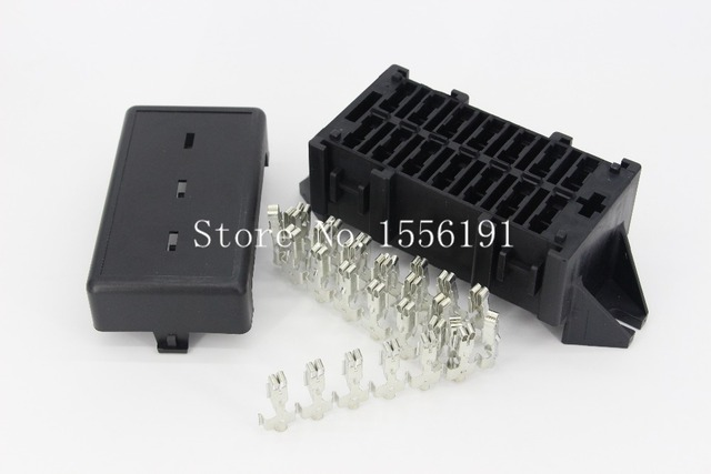 14 Way Auto fuse box assembly With terminals Dustproof fuse box fuse box mounting fuse box_640x640 14 way auto fuse box assembly with terminals dustproof fuse box fuse box terminals at aneh.co