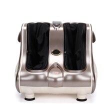 Free Shipping Foot Massager Electric Shiatsu Heating Foot Leg Massage Roller Machine Feet Massage Physiotherapy Equipment