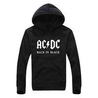 2017 Men S Sportswear AC DC Band Rock Men Hoodies Fashion Hip Hop Tracksuits Men S