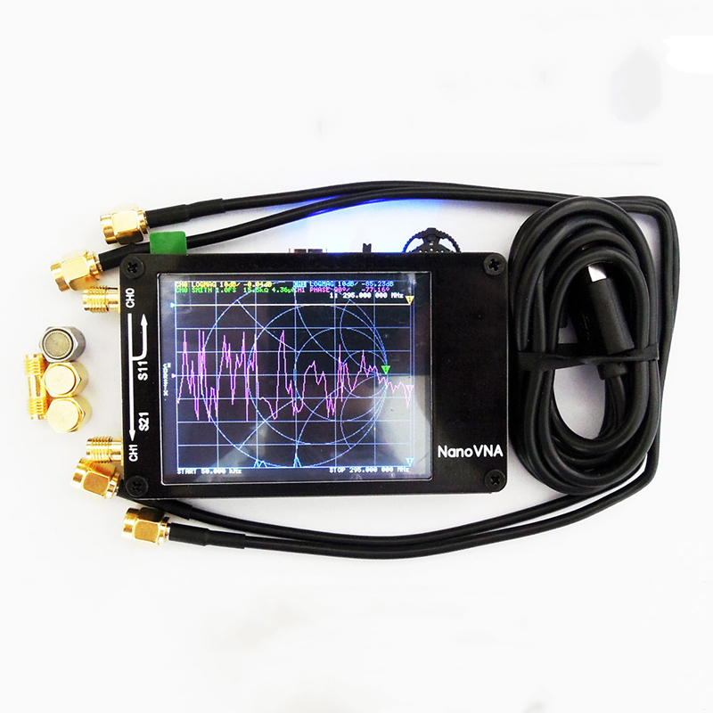 HOT SALE] 50KHz 900MHz NanoVNA Vector Network Analyzer HF VHF UHF