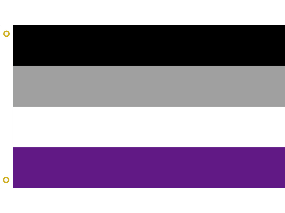 LGBT <font><b>Flag</b></font> and Banner Polyester Flying 3X5ft 90*150cm/60*90cm/40*60cm Big <font><b>Flags</b></font> 15*21cm hand <font><b>flag</b></font> Nonsexual/<font><b>Asexual</b></font> <font><b>flag</b></font> image