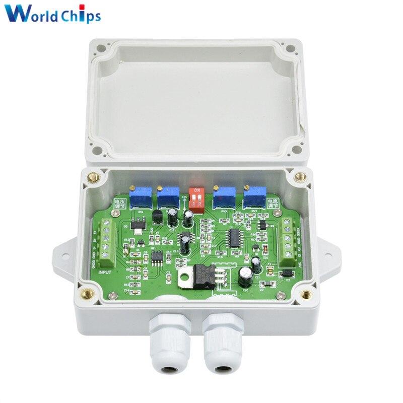 diymore Weighing Transmitter Weighing Amplifier Weight Sensor Voltage Current Converter DC 12-24V 4-20MA Load Cell Amplifierdiymore Weighing Transmitter Weighing Amplifier Weight Sensor Voltage Current Converter DC 12-24V 4-20MA Load Cell Amplifier