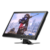 1280x800 10.1IPS Screen Monitor Portable Monitor with HDMI, VGA USB input built in Speakers for Raspberry Pi PS3 XBOX