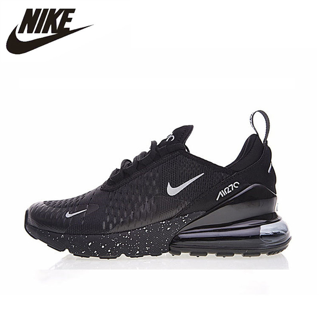 US $82.6 30% OFF|Nike Air Max 270 180 Running Shoes Sport Outdoor Sneakers Black Comfortable Breathable Cushioning for Men AH8050 202 in Running Shoes
