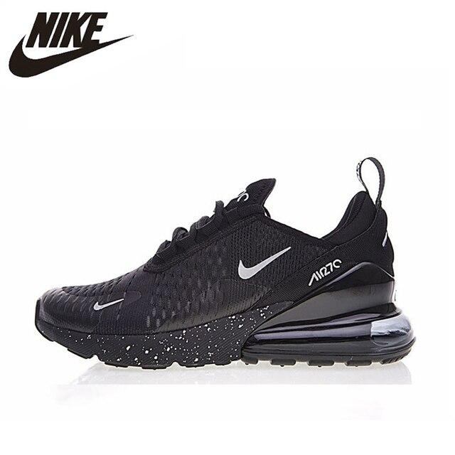Nike Air Max 270 180 corriendo Zapatos de deporte al aire libre zapatillas negro cómodo transpirable amortiguación para hombres AH8050-202