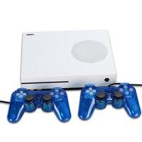 POWKIDDY HD Consolas de Juegos de TV 4 GB Consola de Videojuegos Soporte HDMI Salida de TV Incorporado 600 Juegos Clásicos Para GBA/SNES/SMD/NES Formato