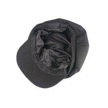 Casual Black Women's Hat