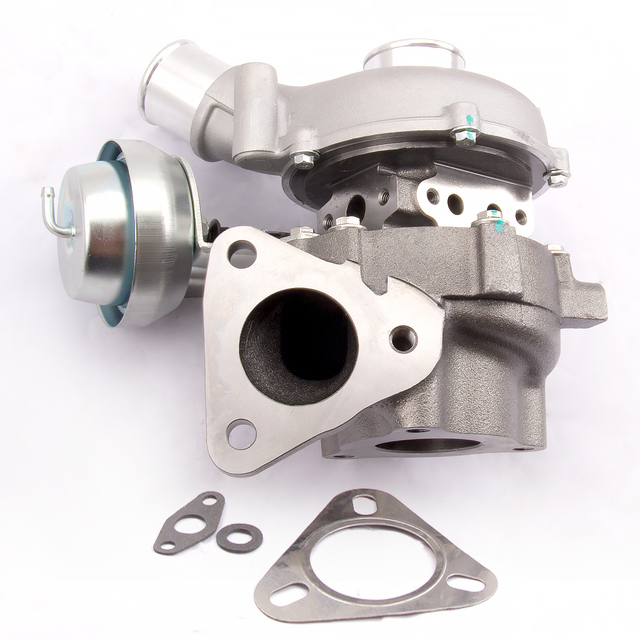 US $150 0 |KB4T Turbo Turbocharger for Mitsubishi L200 2 5 DID 4D56 165HP  VT16 1515A170 VAD20022 Gasket Engine-in Turbocharger from Automobiles &