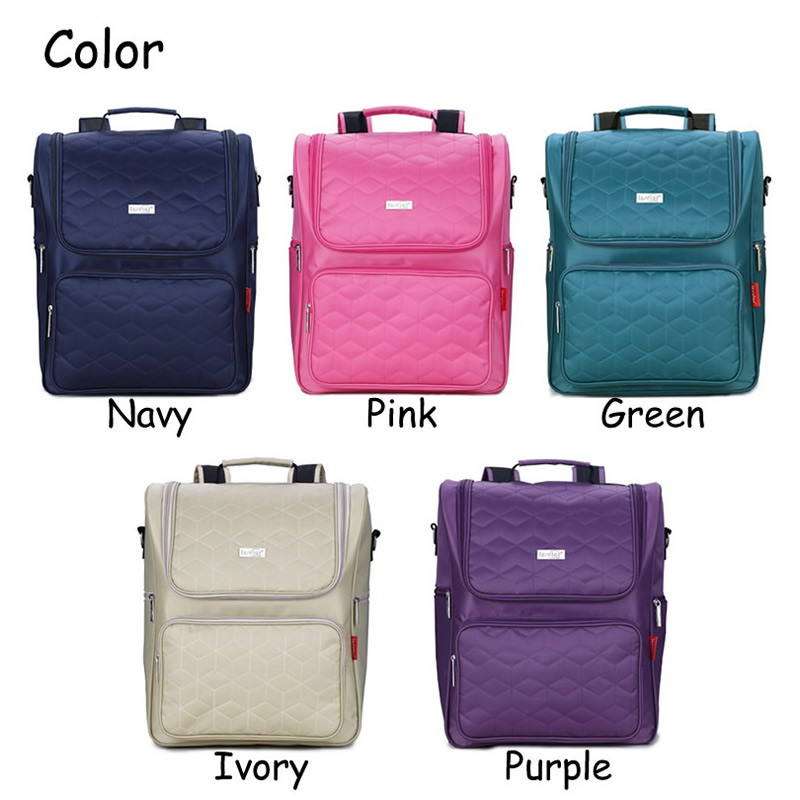 Baby Diaper Bag Large Capacity Nappy Bag Mummy Care Baby Travel Convenient Backpack Maternity Multifunctional Nursing Bag