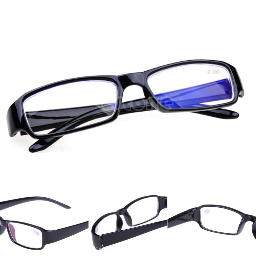 Sports frames for eyeglasses - New Black Eyeglassframes Myopia Lens Eyeglasses Nearsighted Sports Reading Glasses Lens China Mainland