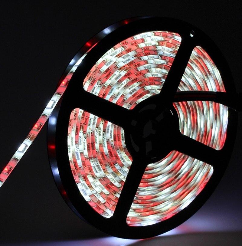 20M SMD 5050 RGBW RGBWW LED Strip IP65 Silikon Suya davamlı 60LED / - LED işıqlandırma - Fotoqrafiya 4