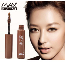 Maxdonas 3 colors Eye Brow Gel Waterproof Eyebrow Mascara Dye Cream Coffee Black Brown Paint Eye Beauty Makeup Tool