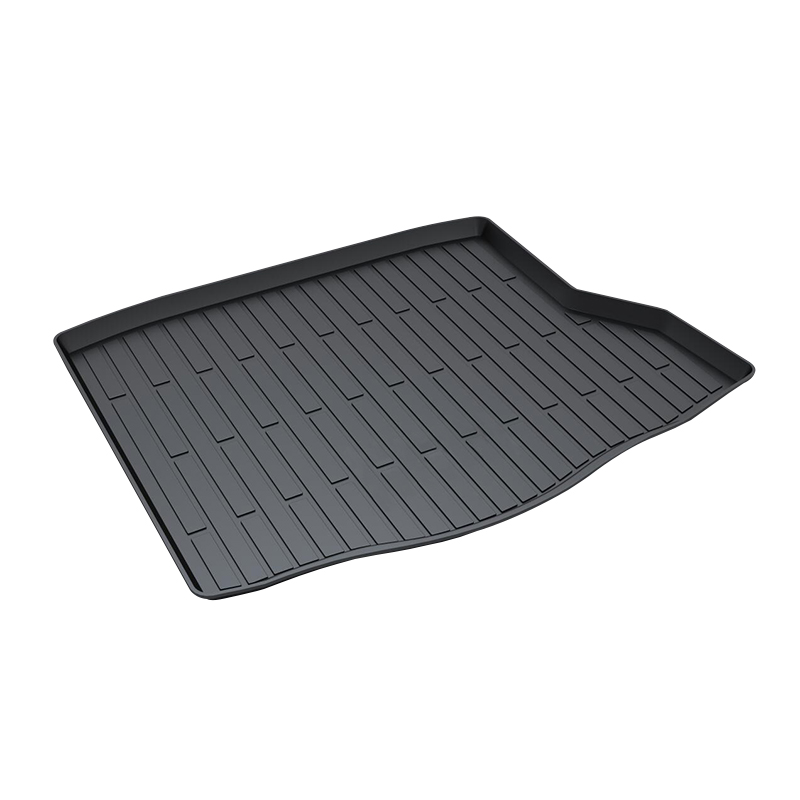 Heated Special Car Trunk Mats For Benz CLA,Premium Waterproof Anti-Slip Car in Heavy Duty,Black dedicated no odor carpets waterproof non slip durable rubber car trunk mats for toyotafj cruiser