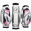Pgm nouveau sac de Golf Standard paquet de Golf Portable grande capacité sac de voyage étanche épaissir les sacs gonflables avec roues D0081|Sacs de golf| |  -