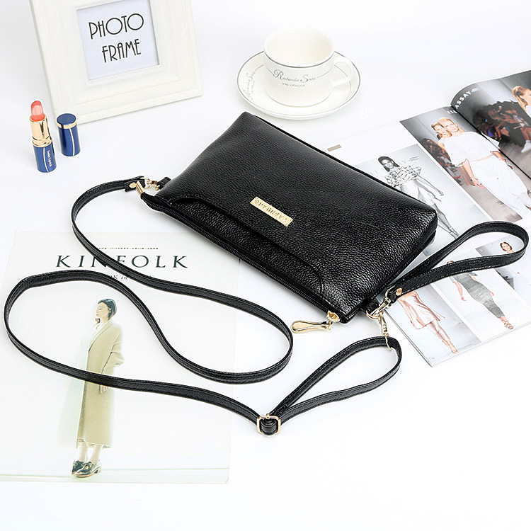 women famous brand leather Shoulder mini bag Crossbody bag Sac a Main Femme  Ladies Messenger small Bag Long Strap Female Clutch-in Top-Handle Bags from  ... 3bf75b2c758cf