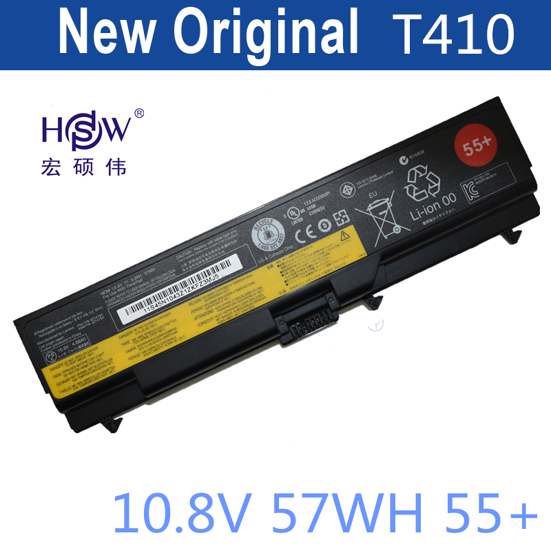 Consumer Electronics Sunny 11.1v 6600mah 9 Cells Laptop Battery Pack For Lenovo Thinkpad E40 L512 T410 E50 E420 L520 E425 Sl410 T420 E520 T510 E525 42t4235 Battery Packs