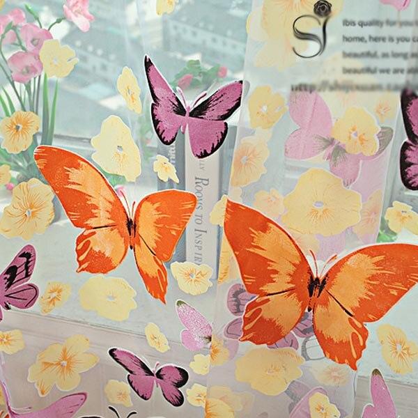 Online Get Cheap Sheer Butterfly Curtains -Aliexpress.com ...