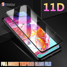 Tempered Glass For Samsung Galaxy A50 A40 A30 A20 A10 A40s Screen Protector For Samsung A01 A51 A71 A70 A80 A90 Protective Glass