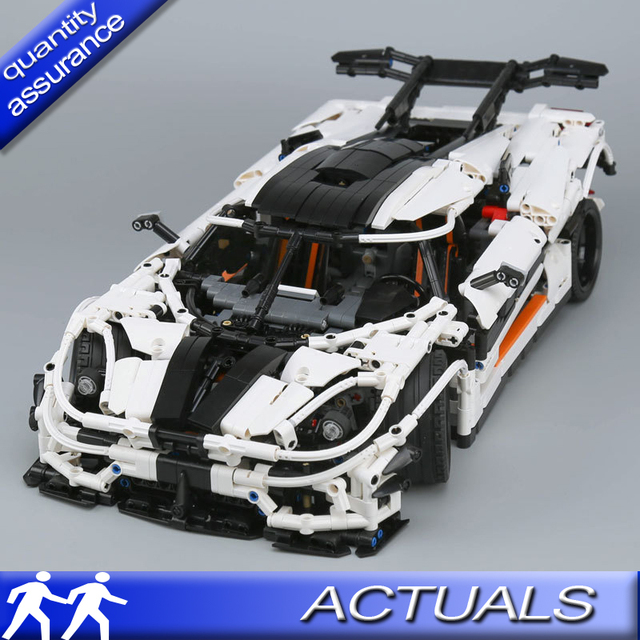 Koenigsegg One 1 >> Us 92 99 Lepin 23002 Technic Koenigsegg One 1 Supercar Model Bangunan Blok Mobil Bata Mainan Anak Hadiah Kompatibel Dengan Lego Moc 4789 Di Blok
