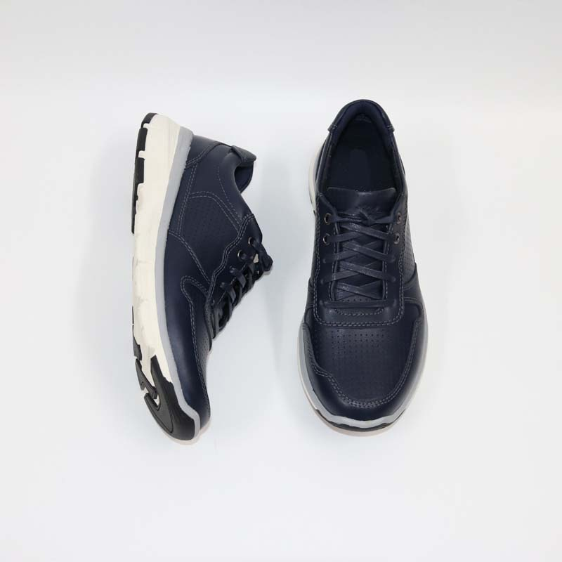 Sports respirant loisirs chaussures pour hommes en cuir véritable chaussures manHigh qualité classique chaussures pour hommes-in Chaussures décontractées homme from Chaussures    1