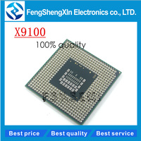 Laptop Cpu Processor Original CPU X9100 SLB48 X 9100 SLB48 3 06G 6M 1066 PM45 GM45