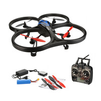 100% New Original Wltoys V393 Upgraded 2.4G 4CH 6 axis Brushless Big Professional UFO Drone remote control helicopter