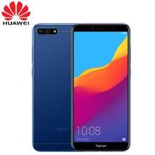 Orijinal Huawei Onur 7A Oynamak 2 GB 32 GB Snapdragon 430 Octa Çekirdek 5.7 inç Ön 8.0MP Arka 13.0MP 720 P 3000 mAh 2SIM Bluetoo...