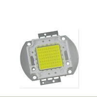 70w warm white &cool white integrated LED high power lamp beads 10 strings and genuine light macro 45mil chip