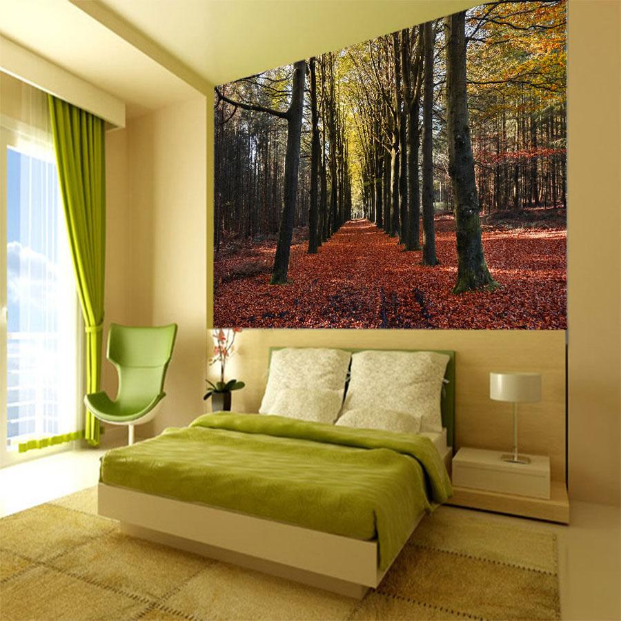 ShineHome Large Custom Landscape 3d Modern Room Wall Murals Photo ...