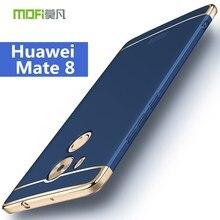 Huawei Коврики 8 чехол Huawei Коврики 8 задняя крышка Жесткий защитный Телефон САППУ MOFI оригинальный Huawei Коврики 8 случаях и покрывает