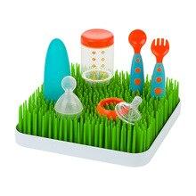 Практичные детские бутылки блюдо газоном сушилка для ребенка блюд поильники организовать столовые приборы держатель высокое качество FJ88