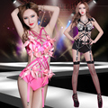 2016 сексуальные костюмы сладкий бар DS бабочка Горный Хрусталь певица выполнения ночной клуб DJ Танец Костюм