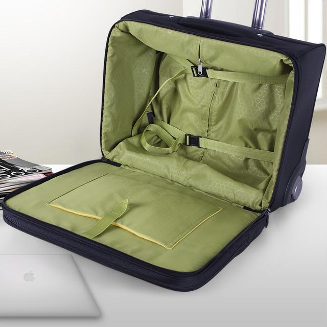 Men's Large Capacity Travel Luggage