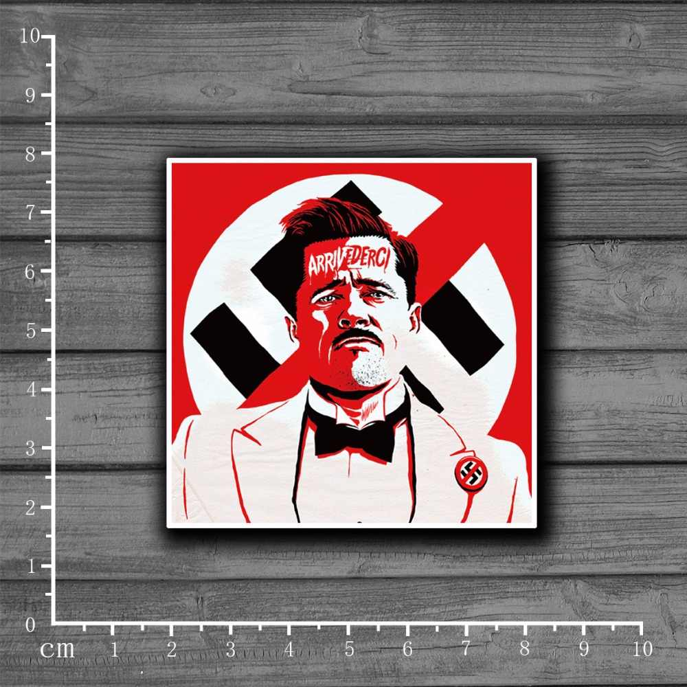 Inglourious Basterds Graffiti Scrapbooking Briefpapier Sticker Decor Decal Voor Ablum Dagboek Laptop Bagage Skateboard [Single]
