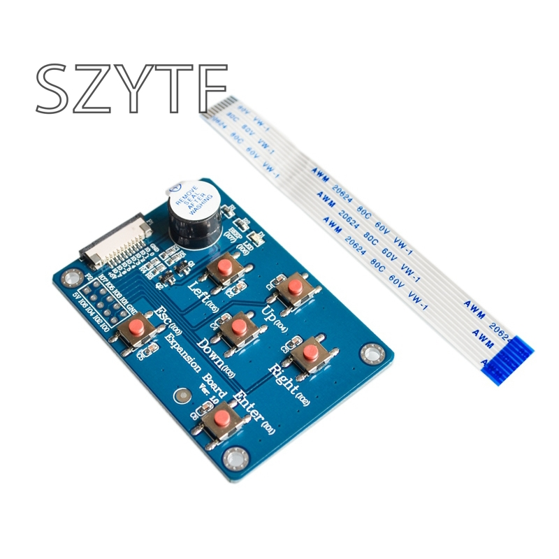 NEW Expansion Board For Nextion Enhanced HMI Intelligent LCD Display I//O Extend