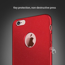 for iPhone6 6S plus Hard Slim Shockproof Plastic Rugged PC Back Cover Case for Apple iPhone 6 6S plus