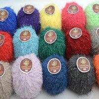 500g Set 10 Balls Camel Hair Baby Yan Hand Knitted Cashmere Yarn Wool Cashmere Knitting Yarn