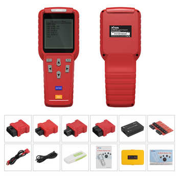 Diagnostic tool Original XTOOL X100 Pro Auto Key Programmer With EEPROM Adapters support Odometer Mileage adjustment Free Update